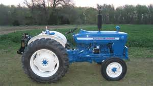 Ford 3000 Tractor Specs Ford 3000 Yesterday S Tractors