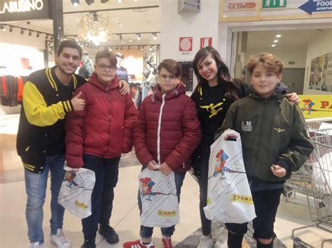 carrefour porto bolaro calciatori panini ti regala l album 2017 2018 centro