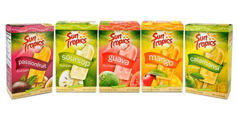 fruit bars frozen fruit bars suntropics