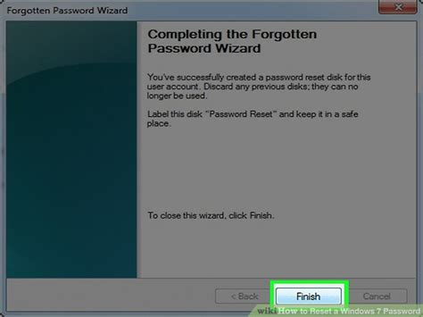 resetter r230x windows 7 3 ways to reset a windows 7 password wikihow