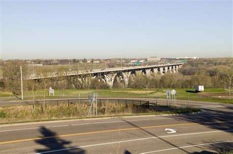 Dakota County Mn Property Records Historic Bridges Fort Snelling Mendota Bridge Bridge 4190