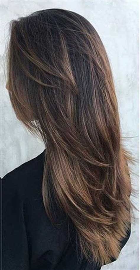 haircuts for long hair amazing straight hairstyles for women long hairstyles