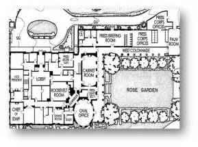 White House Replica Floor Plans by Megarons 171 The Roadrunners Guide To Ancient World