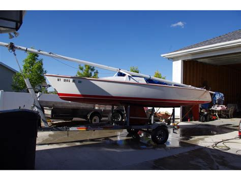 sailboats utah 1989 impulse 21 sailboat for sale in utah