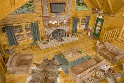 log cabin homes amp kits interior photo gallery