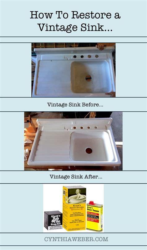 how to restore a copper sink best 20 vintage sink ideas on vintage kitchen