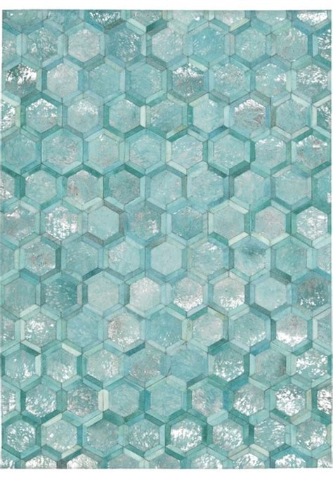 Turquoise Area Rug 8x10 City Chic Michael Amini Turquoise Contemporary Geometric 8 X 10 Nourison Rug B Contemporary