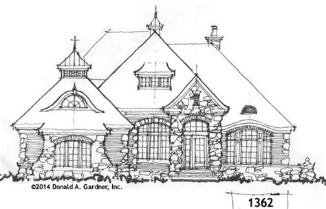 whimsical house plans whimsical house plan on the drawing board 1362 houseplansblog dongardner com