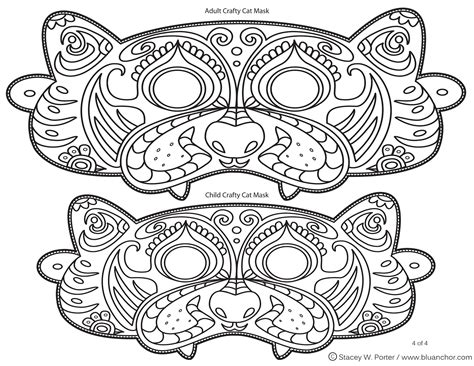 free printable halloween masks color best photos of printable face masks for adults full face