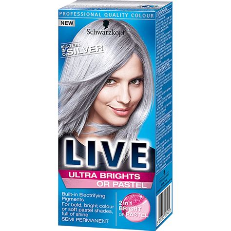 osta live color ultra brights or pastel schwarzkopf