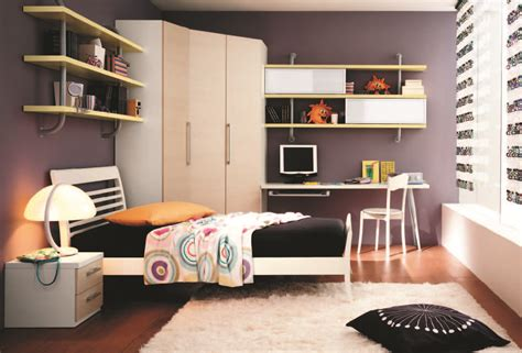 teenage bedroom design ideas fabulous modern themed rooms for boys and girls