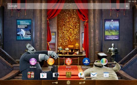 Theme Xperia Hotel Transylvania | sony releases premium hotel transylvania 2 xperia theme