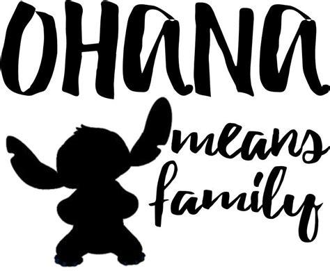 Surf Home Decor by Custom Vinyl Car Decal Run Disney Ohana Means Family