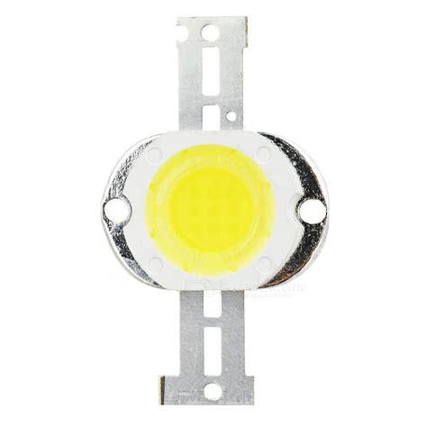 Led Emitter 10w led emitter 11v 12v 500 lumens white 6500k free shipping dealextreme