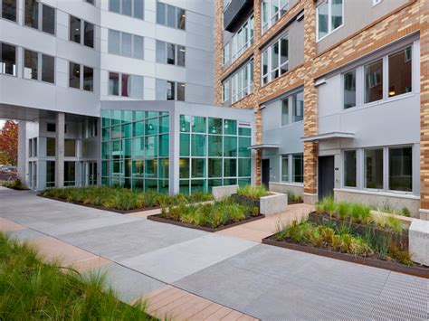 Stack House Apartments by Metal Construction Projects Histories Design And