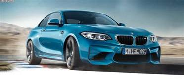 Bmw Of Leaked Images Of The 2017 Bmw M2 Facelift