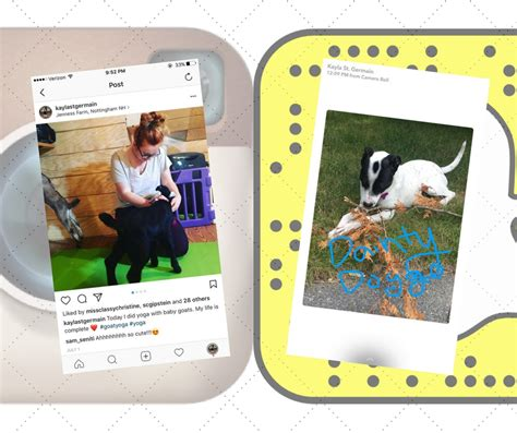 design observer instagram picture this choosing between snapchat and instagram