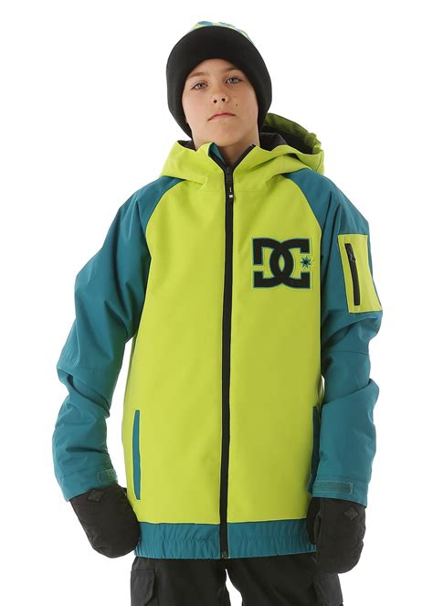 Dc Dress Denim Flow Kid dc f15 boys troop jacket boys snowboard jackets boys jackets jackets ages 6 16 ages