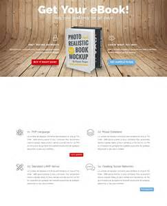 ebook landing page template 50 excellent html landing page templates free premium