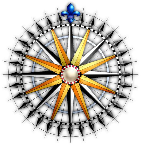 blank compass clipart best compass rose printable clipart best