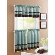 Walmart Curtains Kitchen Kitchen Curtains Home Walmart