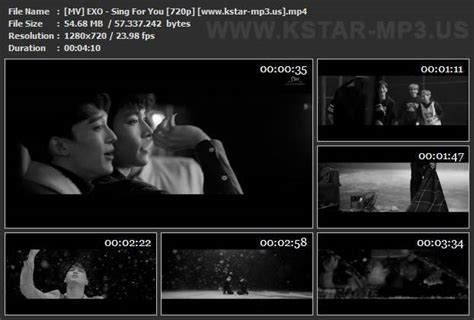 download mp3 exo sing for you chinese version download mv exo sing for you