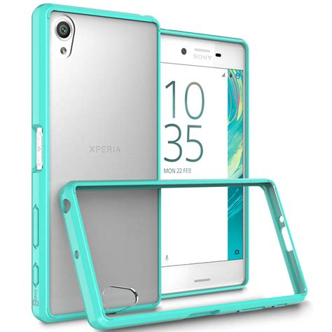 Hybrid Transparent Soft Cover Casing Bening Sony Xperia Z3 for sony xperia x back soft bumper hybrid slim cover ebay