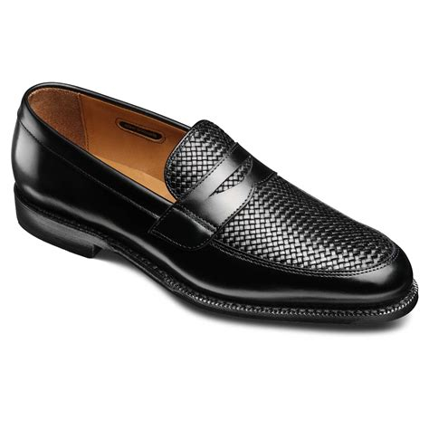 dress loafer lake bluff weave dress loafers by allen edmonds