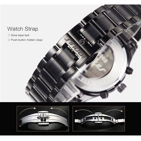 Jam Tangan Pria Jam Tangan Cowok Reddington Chrono Original Brown sinobi jam tangan pilot chrono pria 9639 black jakartanotebook