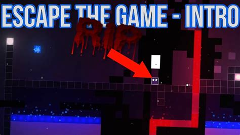 intro the game in the end insanity always wins escape the game