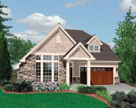vaulted ceiling house plans small family cottage plan with vaulted ceilings 69125am architectural designs house plans