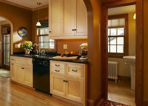 light maple kitchen cabinets kitchen with
