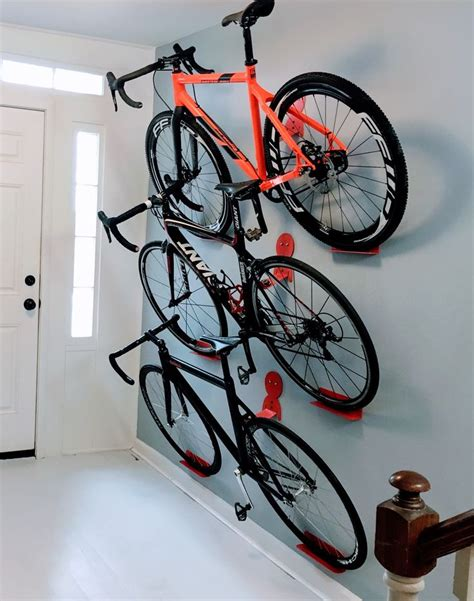 bike rack garage wall 25 best ideas about garage bike storage on pinterest bike storage garage organization and