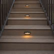 solar deck stair lights solar deck lights stair recessed riser led light by trex
