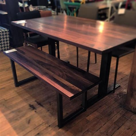 hit the bench 17 images about custom solid wood tables on pinterest