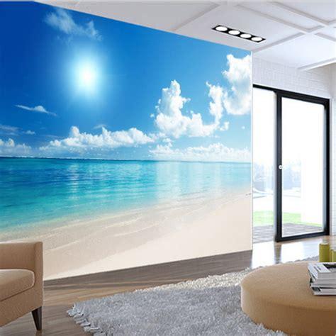 relaxing wallpaper for walls calm ocean beach blue sky wallpaper relaxing 3d calm ocean beach blue sky wallpaper mural wall