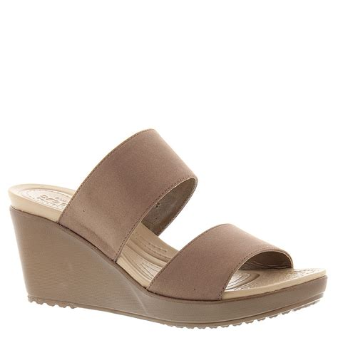 Croco Wedges crocs leigh ii 2 wedge s sandal ebay