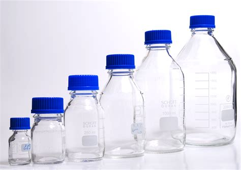 image gallery lab bottles