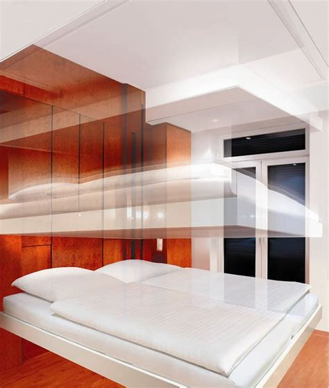 flying bed flying bed ceiling hide a bed pinterest
