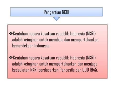pentingnya pengertian fiqih untuk ppt pentingnya keutuhan negara kesatuan republik indonesia