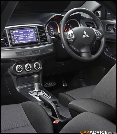 Lancer Sportback Interior by Lancer Interior
