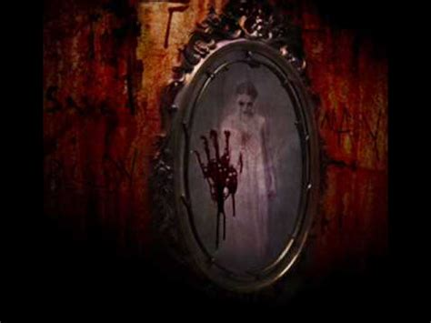 bloody mary in the bathroom mirror zombie underground my sister s bloody mary experience