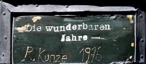 Ah Fischer Jena by R Kunze 1976 Die Wunderbaren Jahre
