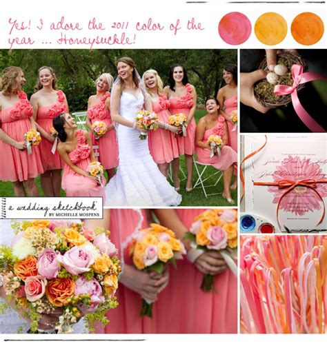 Wedding Theme Idea Pink And Gold Our One 5 by Gorgeous Coral Wedding Inspiration Inspirations Events