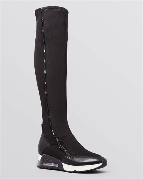 Boots Snacker ash sneaker boots lynx bloomingdale s