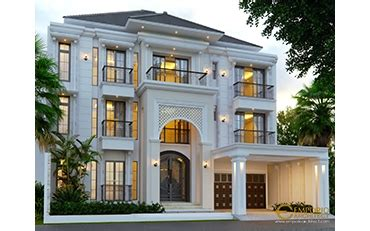 Harga Villa Inez jasa arsitek desain rumah bapak alex jakarta