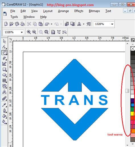 tutorial membuat logo tv one tutorial cara membuat logo transtv di coreldraw blog pns