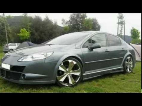 peugeot 407 coupe modified peugeot 407 tuning youtube