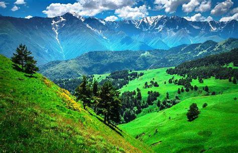 Gambar Pegunungan gambar pemandangan indah pegunungan pernik dunia