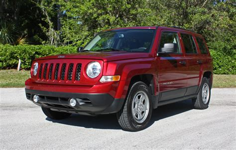 2011 Jeep Patriot Review 2011 Jeep Patriot Sport Ridelust Review Ridelust